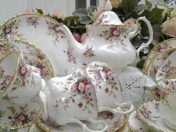 Porcelaine - Service vaisselle anglais ...