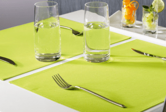 Set - Set de table polypropylene ...