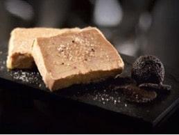 Foie gras et truffe