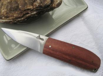 Couteau à huîtres design