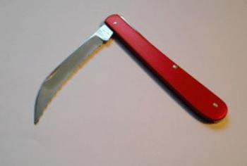 Couteau de boulanger