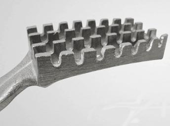 Écailleur en aluminium