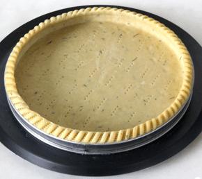 Fond de tarte prêt à cuire