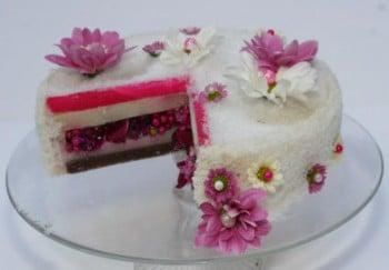 Gâteau à l'impatiente