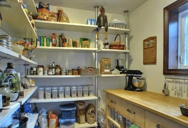 Garde manger for Conception de cuisine professionnelle