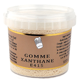 Gomme xanthane
