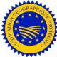Version française du logo européen IGP