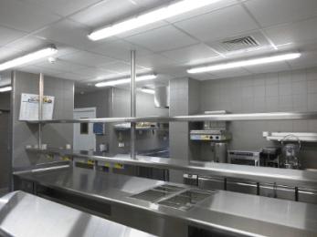Plan de cuisine en ino