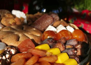 Treize desserts de Noël de Provence