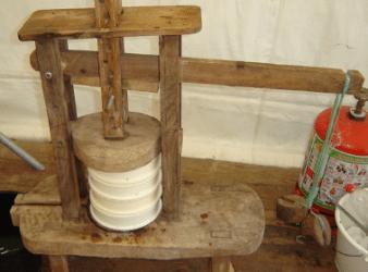 Presse gastronomiac for Fabrication presse hydraulique maison