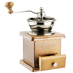Moulin à café manuel