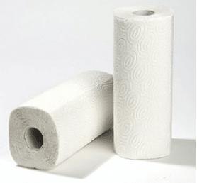 Papier ménage (essuie-tout)