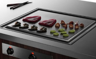 Plaque japonaise - Table de cuisson japonaise teppanyaki ...