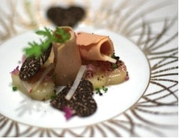 Foie gras et truffe du Périgord