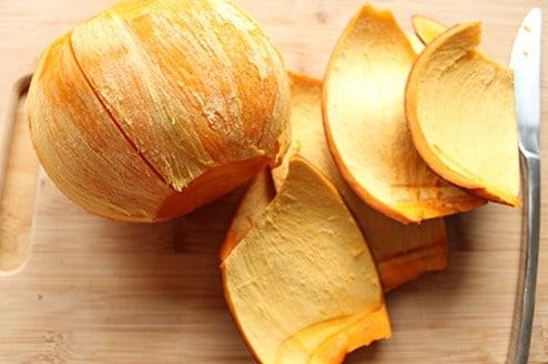 Abricot-pays pelé