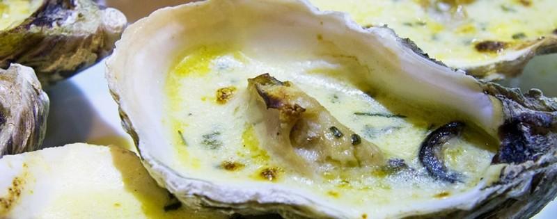 Huîtres chaudes d'Arcachon