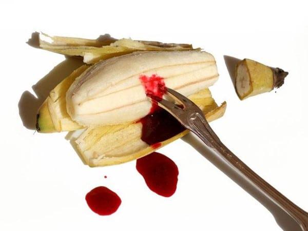 Banane assassinée
