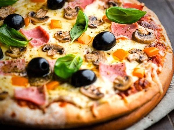 Pizza quatre-saisons