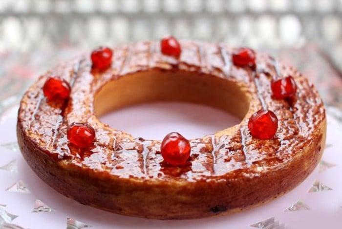 Gâteau Trois-frères