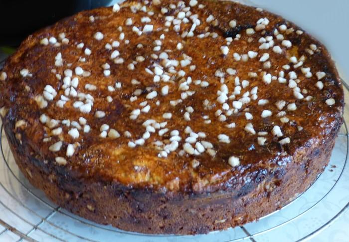 Gâteau de Verviers