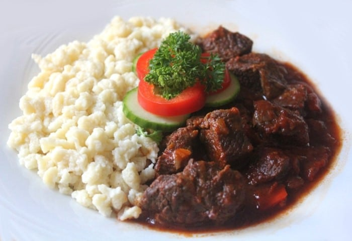 P rk lt cuisine hongroise for Cuisine hongroise