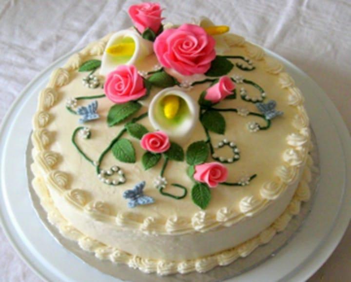 Gâteau Richelieu