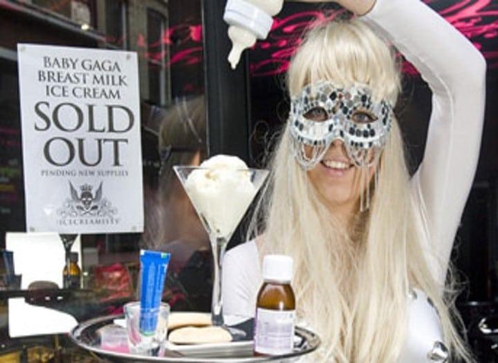 Glace Baby Gaga