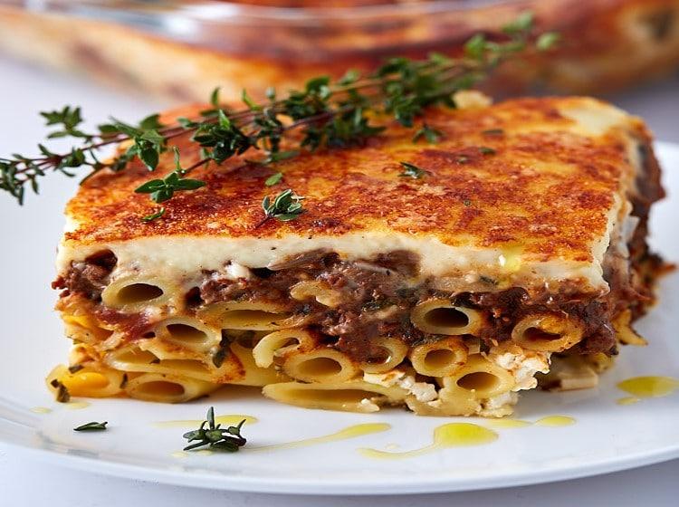 Pasticcio Cuisine Grecque