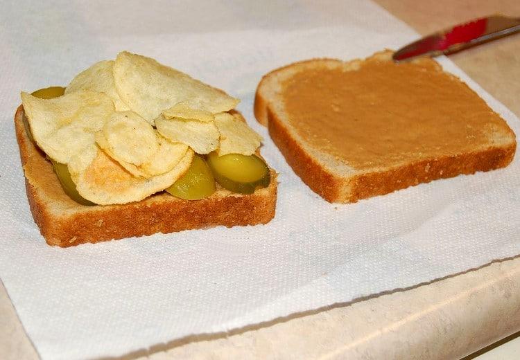 Crispi sandwich