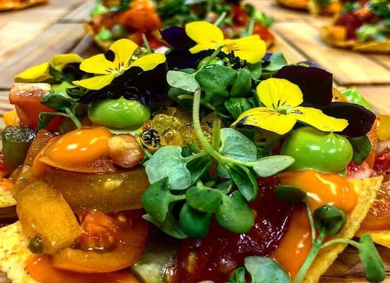 Méli-mélo de salade