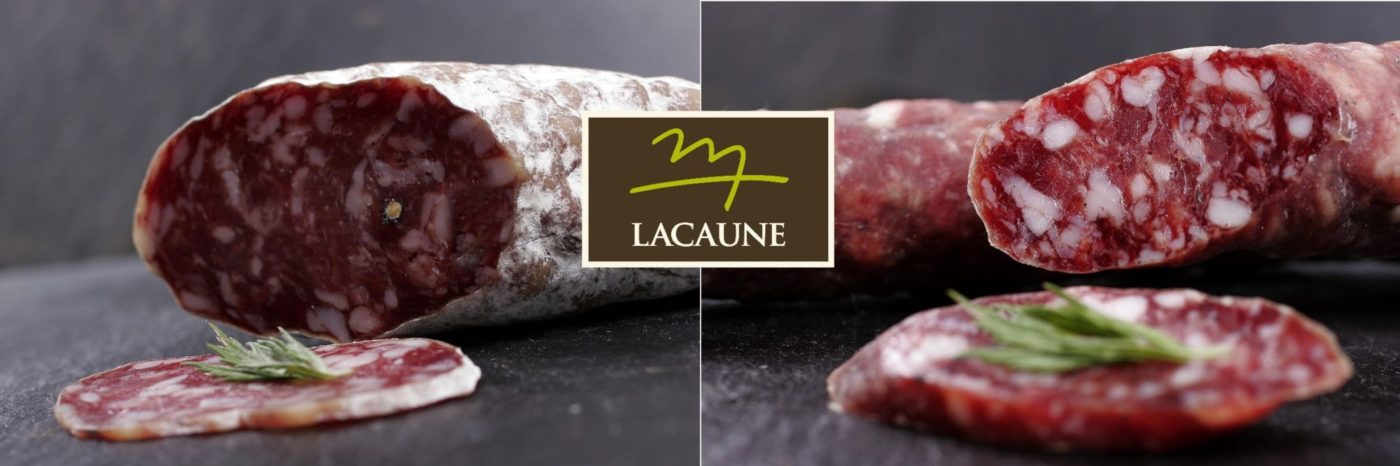 Saucisson et saucisse de Lacaune