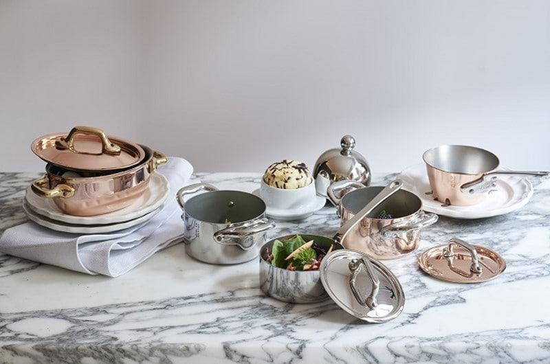 Casserole for Porte couvercle casserole