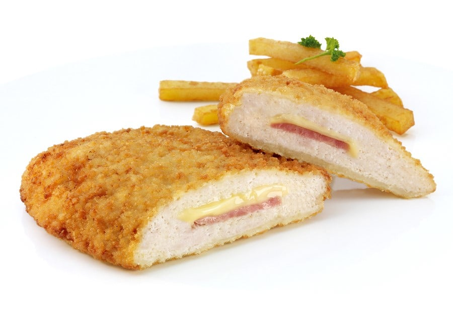 Steak cordon bleu