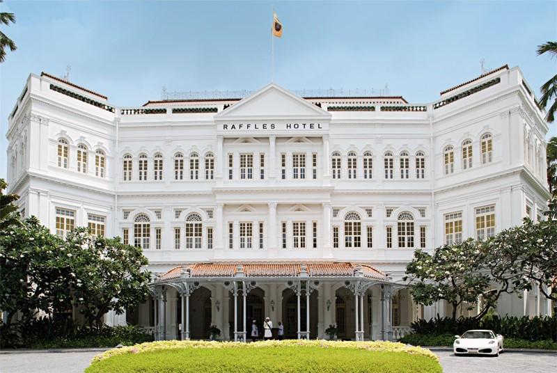 Hôtel Raffles Singapour