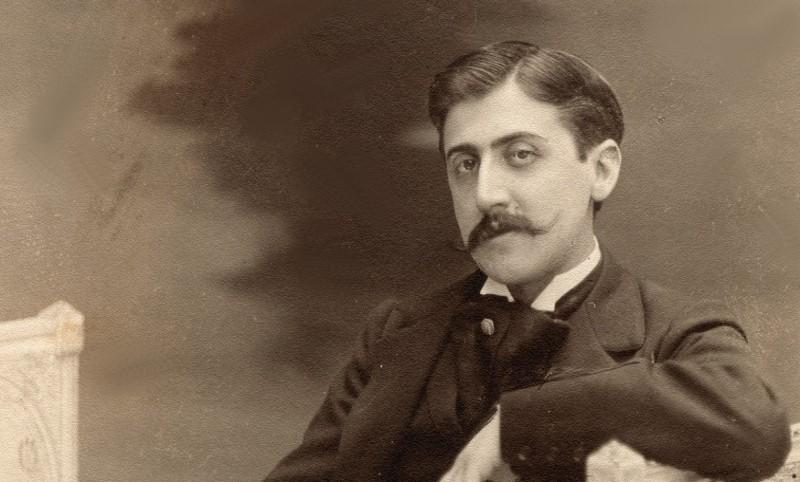 Marcel Proust en novembre 1913