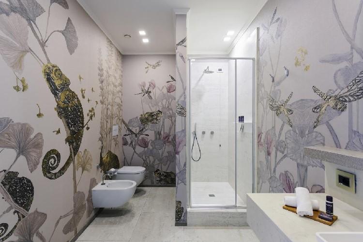Cabinet de toilettes au Galleria Vik Milano
