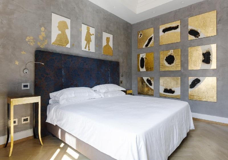 Chambre double au Galleria Vik Milano