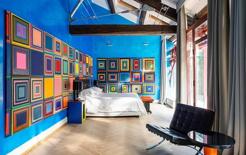 Une autre chambre au Galleria Vik Milano