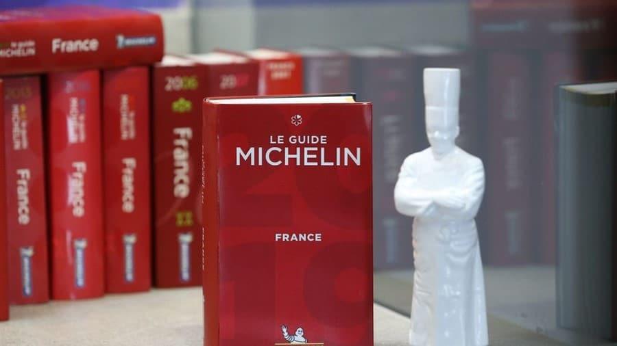 Le Guide Michelin 2019