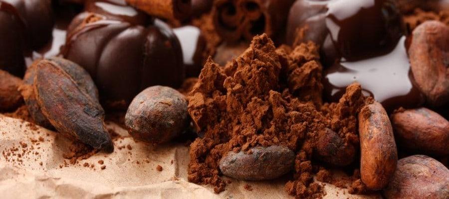 Fèves et cacao