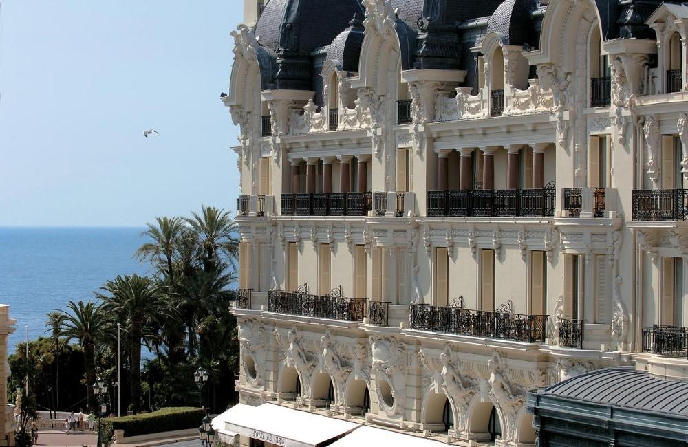 Hôtel de Paris à Monte-Carlo, Monaco