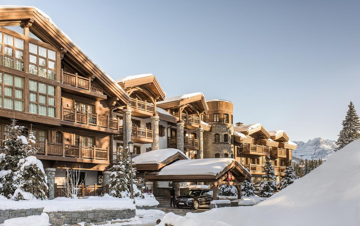 L'Apogée Courchevel à Courchevel