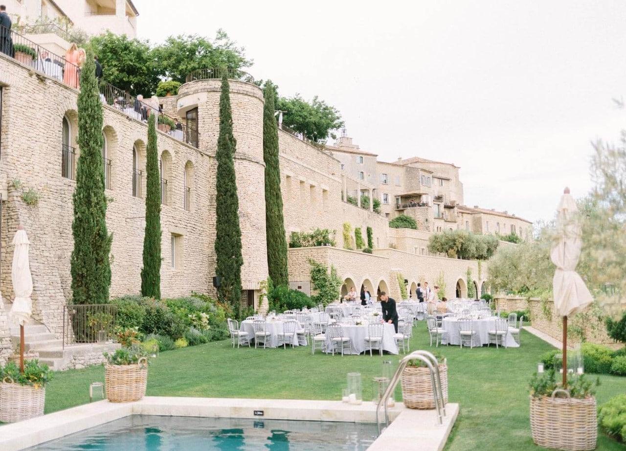 L'hôtel de La Bastide de Gordes