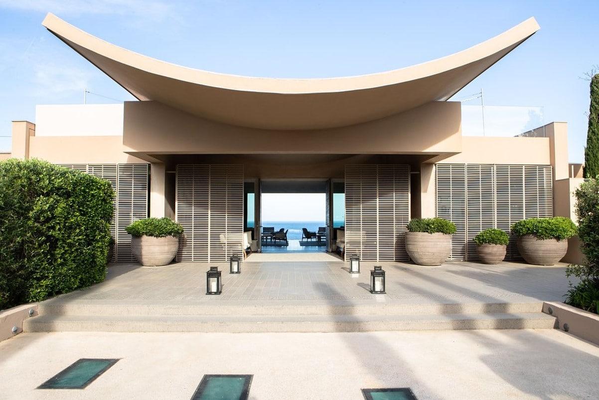 L'hôtel La Réserve à Ramatuelle