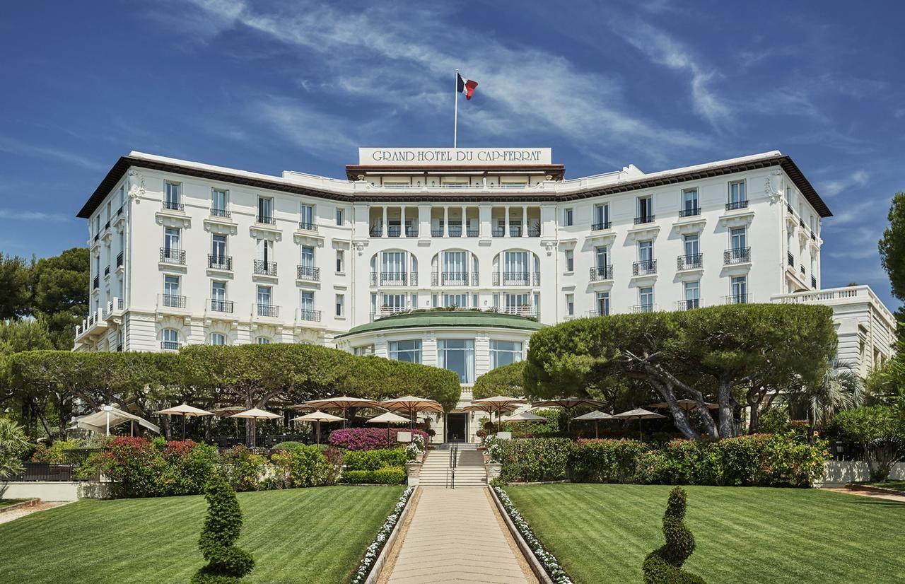 Le Grand-Hôtel du Cap-Ferrat à Saint-Jean-Cap-Ferrat