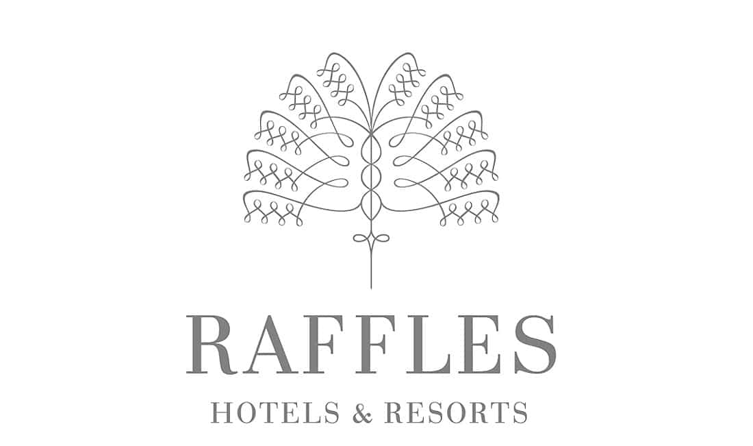 Logo Raffles Hotels & Resorts
