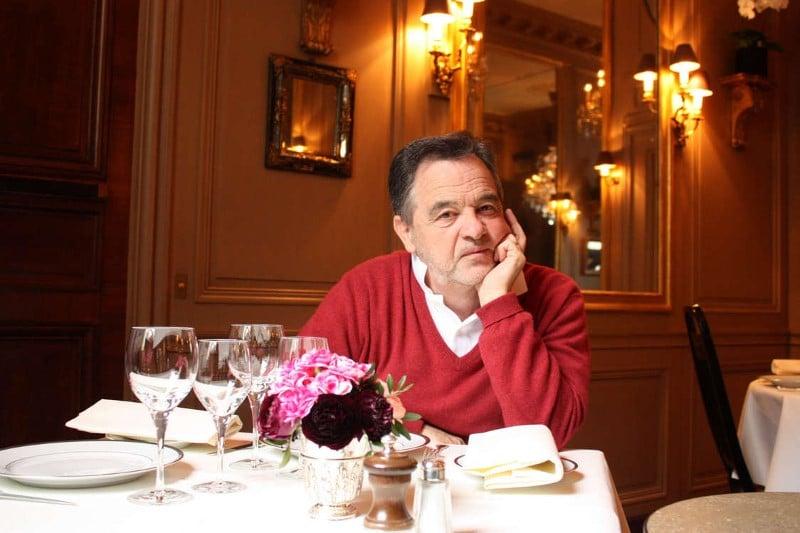 Bernard Pacaud