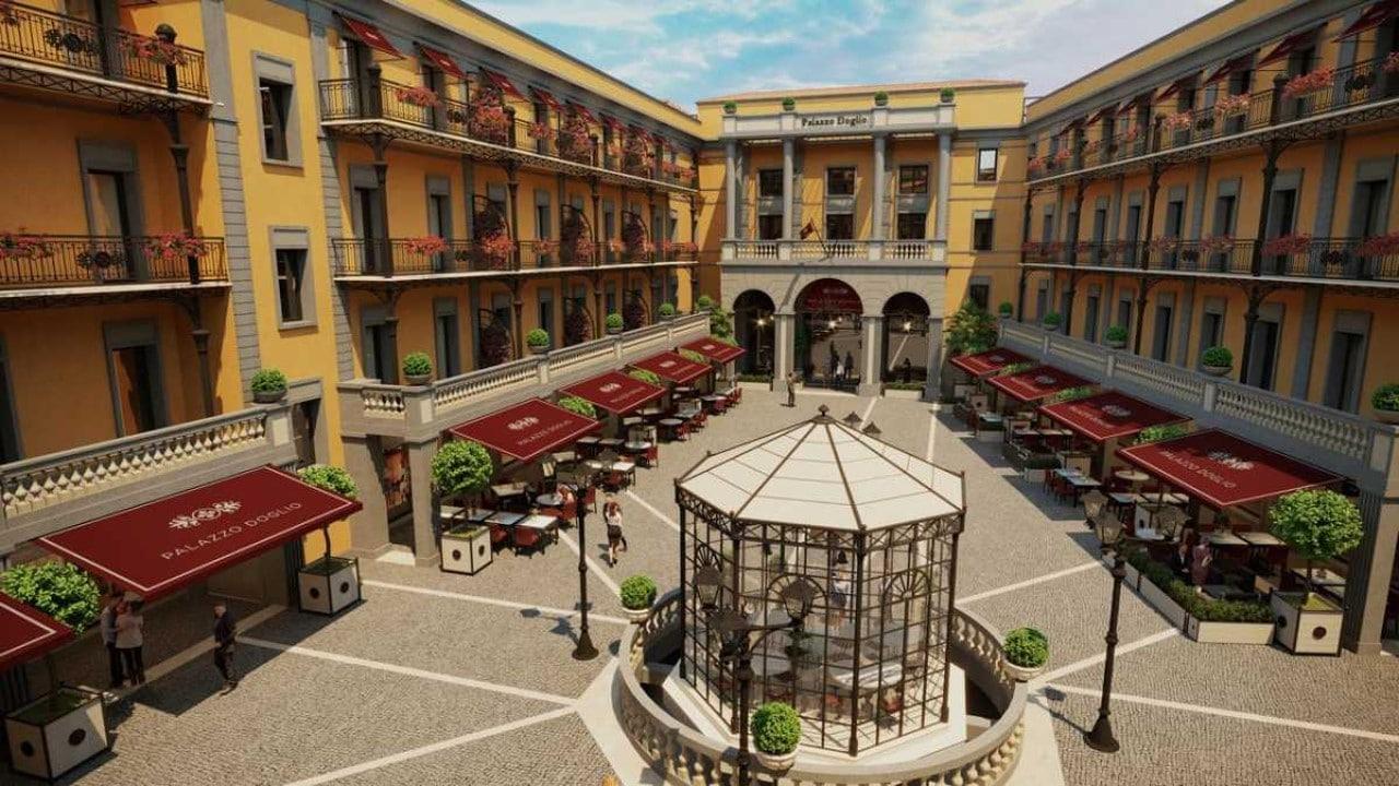 Le Palazzo Doglio