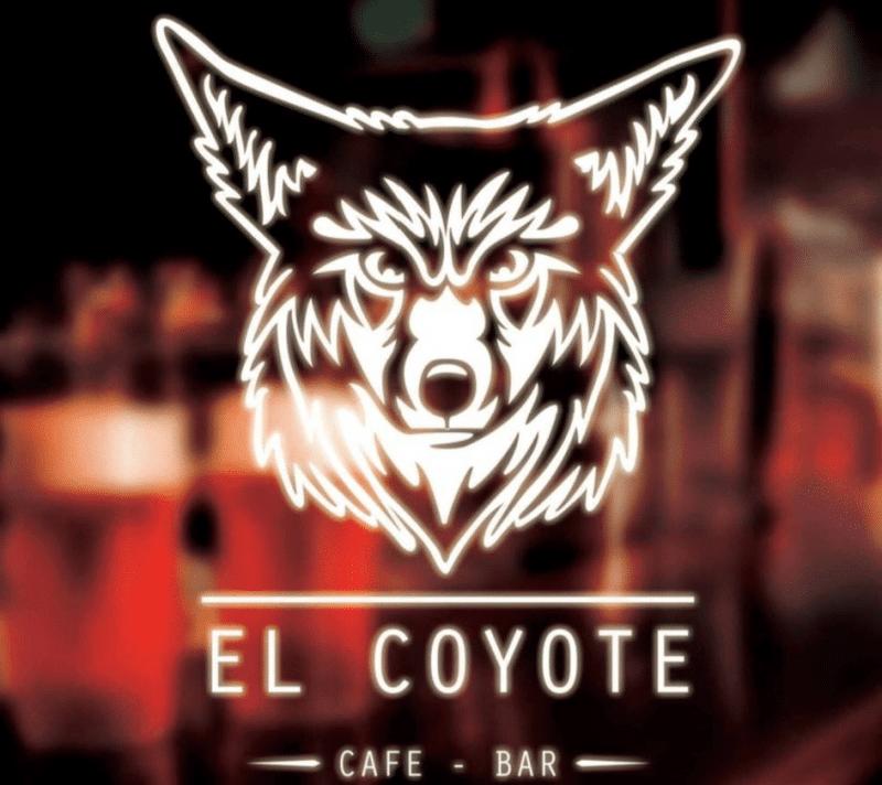 Logo d'El Coyote Cafe