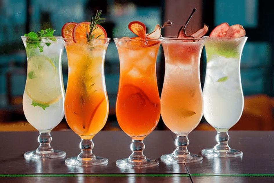 Cocktails sans alcool